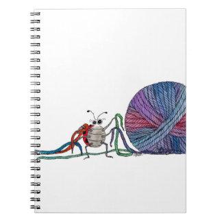 Het notitieboekje van zo Vele Losse eindjes Notitieboek