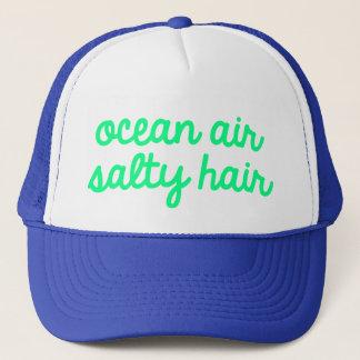 Het oceaan Zoute Haar van de Lucht Trucker Pet