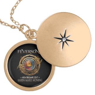 Het officiële Gouden Medaillon van Feversong 2017