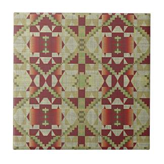 Bruin moza ek tegeltjes bruin moza ek keramische tegeltjes - Rode mozaiek tegel ...
