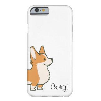 Het Omhulsel van Corgi Iphone6/6s Barely There iPhone 6 Hoesje