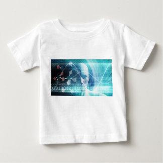 Het Onderwijs van de wetenschap en het Ontwikkelen Baby T Shirts
