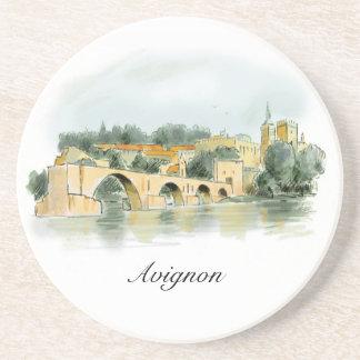 Het onderzetter van Avignon