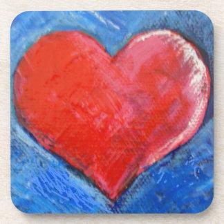 Het onderzetter van het hart