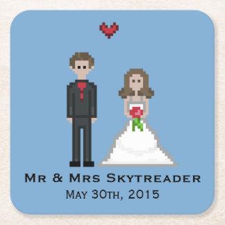 Het Onderzetter van het Huwelijk van de Bruid &