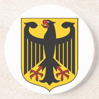 Het Onderzetter van het Wapenschild van Duitsland