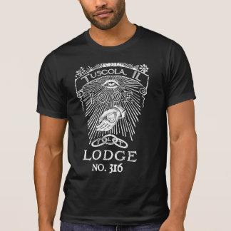 Het oneven HerdenkingsLint van Kameraden brengt T Shirt