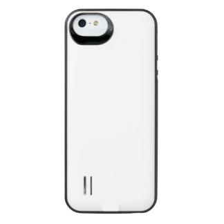 Het ongewone Geval van de Batterij van de Galerij iPhone SE/5/5s Batterij Hoesje
