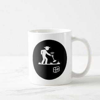 Het Ontdekken van het metaal Koffiemok