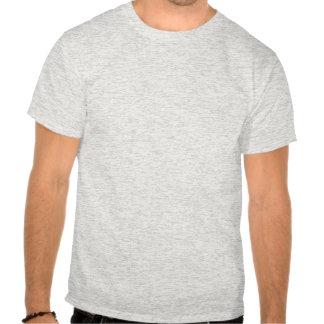 Het onthaal aan het Pistool toont Tshirt