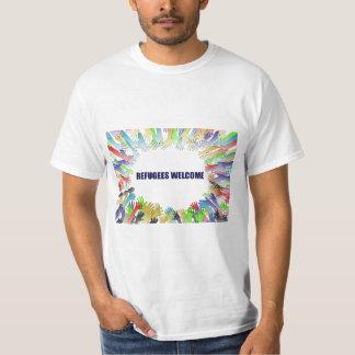 Het Onthaal van vluchtelingen T Shirt