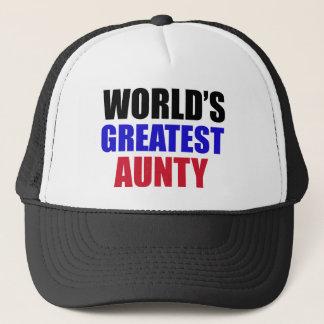 Het ontwerp van Aunty Trucker Pet
