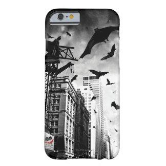 Het Ontwerp van BATMAN Barely There iPhone 6 Hoesje