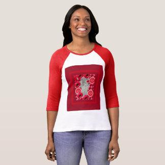Het ontwerp van Corazon van Tekening door Beth T Shirt
