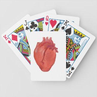 Het ontwerp van de Anatomie van het hart Pak Kaarten