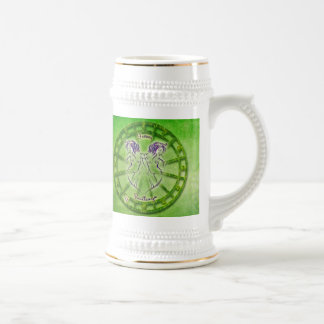 Het ontwerp van de Astrologie van de Dierenriem Bierpul