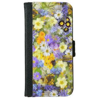 Het Ontwerp van de bloem op Hoesje Iphone6