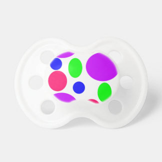 Het Ontwerp van de Cirkels van het neon Spenen