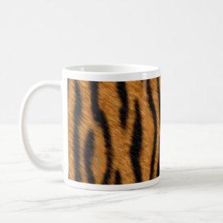 Het ontwerp van de de huiddruk van de tijger, de koffiemok