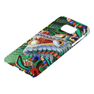 Het Ontwerp van de draak Samsung Galaxy S7 Hoesje
