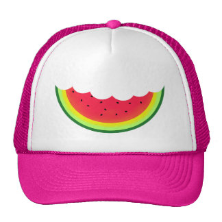 Het Ontwerp van de Glimlach van de watermeloen Petten