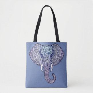 Het ontwerp van de Kunst van de Olifant van de Draagtas