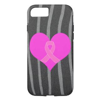 Het Ontwerp van de Liefdadigheid van Kanker van de iPhone 8/7 Hoesje
