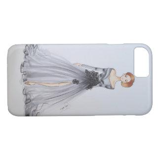 Het ontwerp van de mode in grijs iPhone 8/7 hoesje