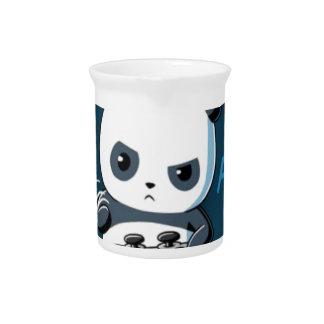 Het Ontwerp van de Panda van het gokken Bier Pitcher