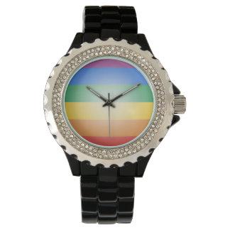 Het Ontwerp van de regenboog Horloges