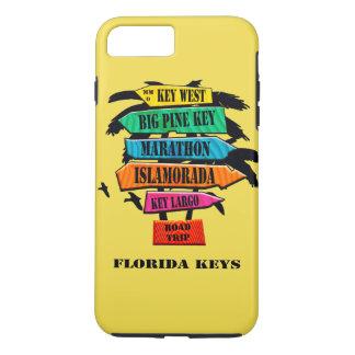 Het Ontwerp van de Sleutels van Florida iPhone 8/7 Plus Hoesje
