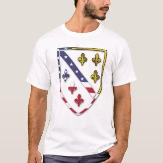 Het Ontwerp van de V.S. Bosnia van de t-shirt