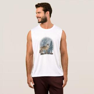 Het ontwerp van de van de het mouwloos hemd