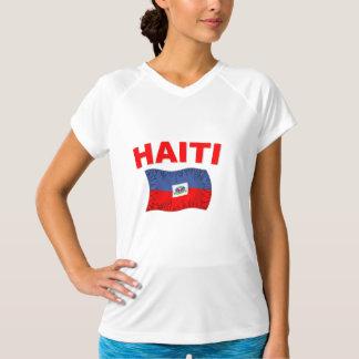 Het Ontwerp van de Vlag van de Aardbeving van T Shirt