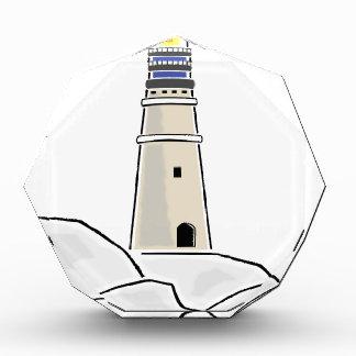 het ontwerp van de vuurtorentoren acryl prijs