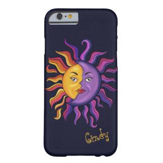 Het ontwerp van de zon & van de Maan Barely There iPhone 6 Hoesje