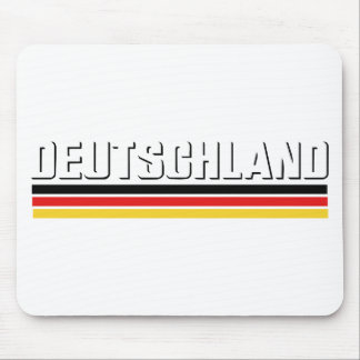 Het ontwerp van Deutschland! Muismat