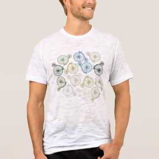 Het ontwerp van Farthing van de stuiver T Shirt