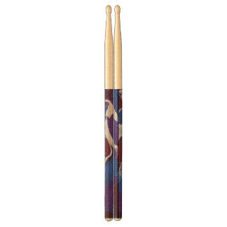 Het ontwerp van FriedlanderWann van het patroon Drumstokkies 0