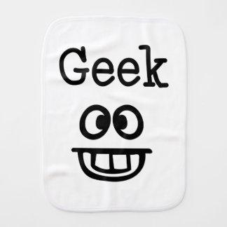 Het Ontwerp van Geek Spuugdoekje