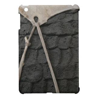 Het Ontwerp van het aardewerk Hoesjes Voor iPad Mini