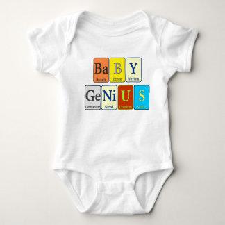 Het Ontwerp van het Genie van het baby Romper