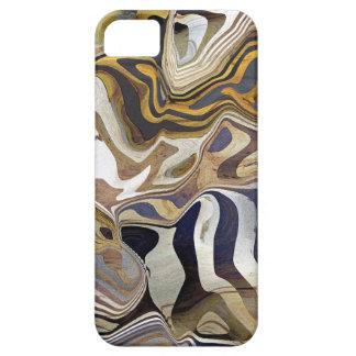 Het ontwerp van het Kwarts van de Rots van het Barely There iPhone 5 Hoesje