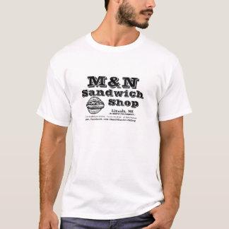 Het Ontwerp van het overhemd (Man & Vrouwen) - M&N T Shirt