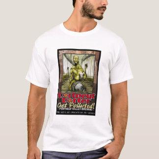 Het Ontwerp van het Overhemd van de Portier van T Shirt