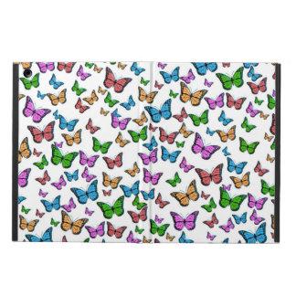 Het Ontwerp van het Patroon van vlinders iPad Air Hoesje