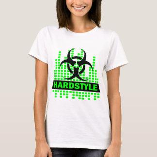 Het ontwerp van het Tempo van Hardstyle T Shirt