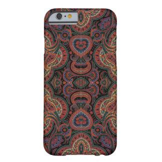 Het Ontwerp van Paisley #4 in SusieJayne Barely There iPhone 6 Hoesje