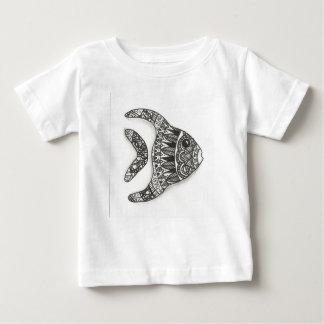 Het Ontwerp van vissen Baby T Shirts