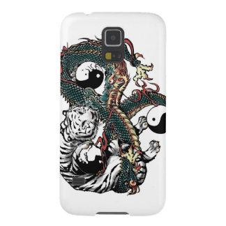 Het Ontwerp van Yang van Yin Galaxy S5 Hoesje